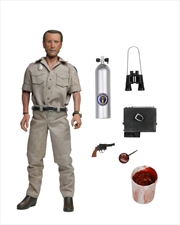 "Jaws - Chief Martin Brody 8"" Clothed Action Figure 