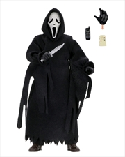"Scream - Ghostface 8"" Clothed Action Figure 