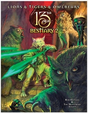 13th Age RPG - Bestiary 2 (Hardback) | Merchandise