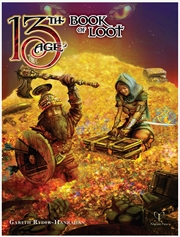 13th Age RPG - The Book of Loot Supplement | Merchandise