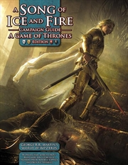 A Song of Ice and Fire RPG A Game of Thrones Edition Campaign Guide | Merchandise