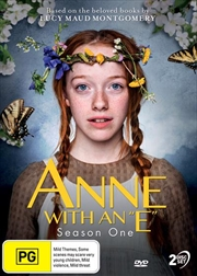 Anne With An E - Season 1 | DVD