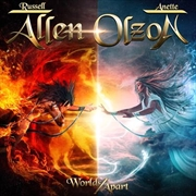 Worlds Apart | CD