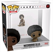 Notorious B.I.G. - Ready To Die Pop! Album | Pop Vinyl