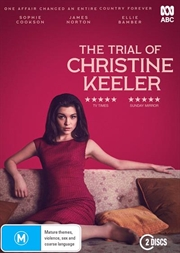 Trial of Christine Keeler, The | DVD