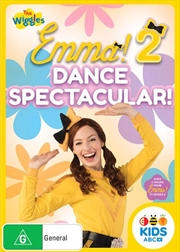 Wiggles - Emma's Dance Spectacular, The | DVD