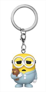 Minions 2: Rise of Gru - Bob Pajamas Pocket Pop! Keychain | Pop Vinyl