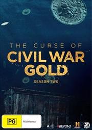 Curse Of Civil War Gold - Season 2, The | DVD