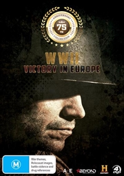 WWII - Victory In Europe | 75th Anniversary Collection | DVD