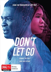 Don't Let Go | DVD