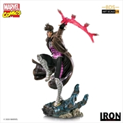 X-Men - Gambit 1:10 Scale Statue | Merchandise