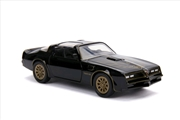 Smokey & the Bandit - 1977 Pontiac Firebird 1:32 Hollywood Ride | Merchandise