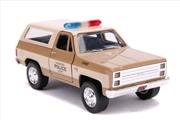 Stranger Things - 1980 Chevy K5 Blazer 1:32 Hollywood Ride | Merchandise
