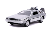 Back to the Future 2 - Delorean 1:32 Scale Hollywood Ride | Merchandise