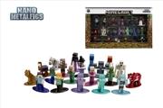 Minecraft - Nano Metalfigs 20-pack wave 02 | Merchandise