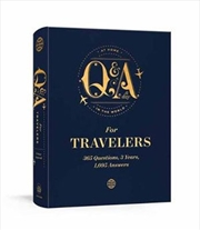 Q And A A Day For Travelers | Toy