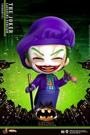 Batman (1989) - Joker Laughing Cosbaby | Merchandise