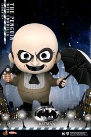 Batman Returns - Penguin with Umbrella Cosbaby | Merchandise