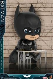 Batman: Dark Knight - Batman Interrogating Cosbaby | Merchandise