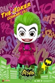 Batman (1966) - Joker Cosbaby | Merchandise