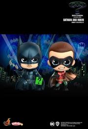 Batman Forever - Batman & Robin Cosbaby Set | Merchandise