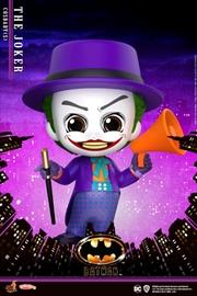 Batman (1989) - Joker Cosbaby | Merchandise