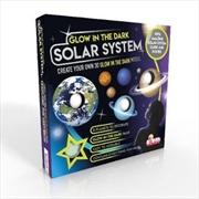Fun Box Glow in the Dark Solar System | Merchandise