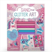 Folder of Fun Sand and Glitter Art | Merchandise
