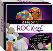 Neon Rock Art Mini Kit | Merchandise