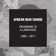 Drumming Is A Language 1990 - 2011 Boxset | CD