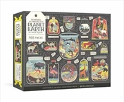 Wondrous Workings of Planet Earth Puzzle : Ecosystems of the World 500-Piece Jigsaw Puzzle and Poste | Merchandise