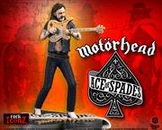 Motorhead - Lemmy III Rock Iconz Statue   Merchandise
