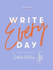 Write Every Day | Spiral Bound