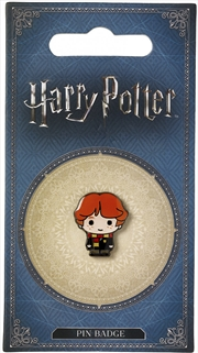Harry Potter Chibi Pin Badge Ron Weasley | Merchandise