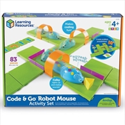 Robot Mouse Activity Set | Merchandise