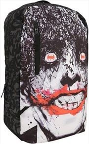 Batman Joker Face Back Pack | Apparel