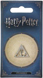 Harry Potter Pin Badge Deathly Hallows | Merchandise