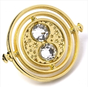 Harry Potter Pin Badge Fixed Time Turner | Merchandise
