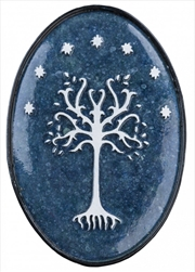 Lord of the Rings Fridge Magnet White Tree of Gondor (Plastic) | Merchandise