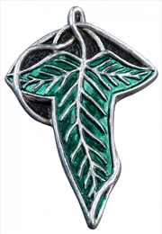 Lord of the Rings Fridge Magnet Elven Leaf (Plastic) | Merchandise