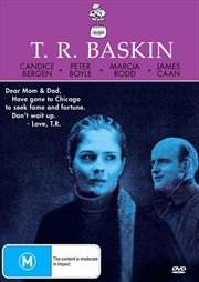 T.R. Baskin   DVD