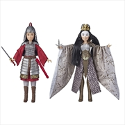 Disney Princess Mulan and Xianniang Dolls | Toy