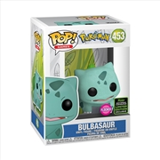 Pokemon - Bulbasaur FL Pop! EC20 RS | Pop Vinyl