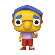 The Simpsons - Milhouse Pop! EC20 RS | Pop Vinyl