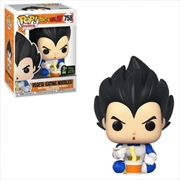 Dragon Ball Z - Vegeta eating noodles Pop! EC20 RS | Pop Vinyl
