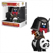 Mulan - Mushu on Panda Pop! Ride EC20 RS | Pop Vinyl