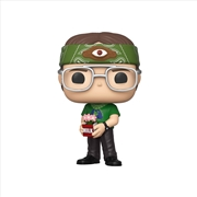 The Office - Dwight Schrute Recyclops Pop! EC20 RS | Pop Vinyl