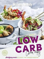 Low Carb Clean Eating The Complete Collection   Paperback Book