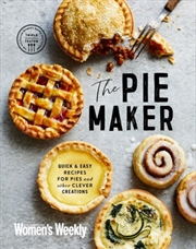 Pie Maker | Paperback Book