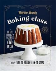 Baking Class | Paperback Book